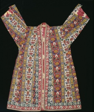 Chapan from Uzbekistan, late 19th century.