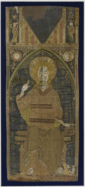 The John of Thanet Panel, early 14th century, England.