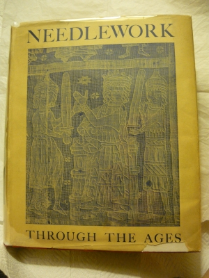 Cover of Needlework Through the Ages, 1928.