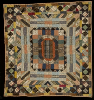 English patchwork, c. 1700.