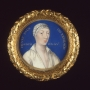 Miniature portrait of Henry FitzRoy, by Lucas Horenbout ( c. 1490-1544)