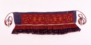 Waistband from among Banjaras in central India.