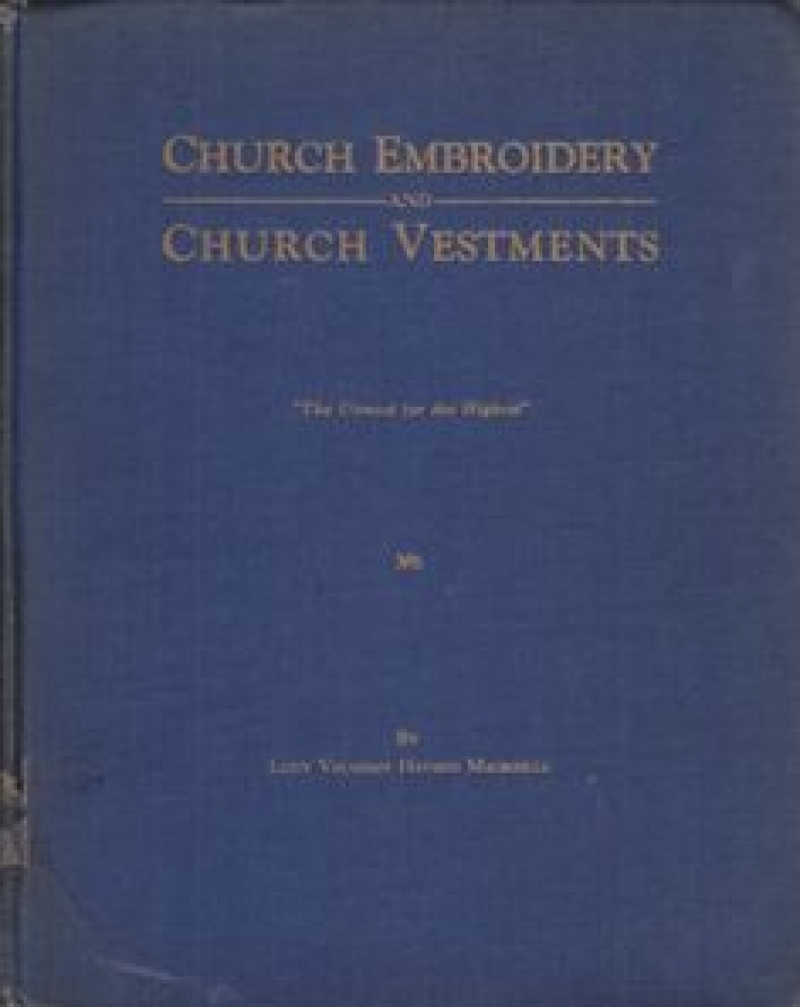 Church embroidery and vestments