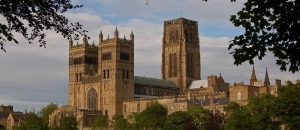 Durham cathedral, England.