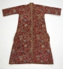 Banyan (informal man's robe), mid-18th century, from chintz fabric, tailored in Holland or England.