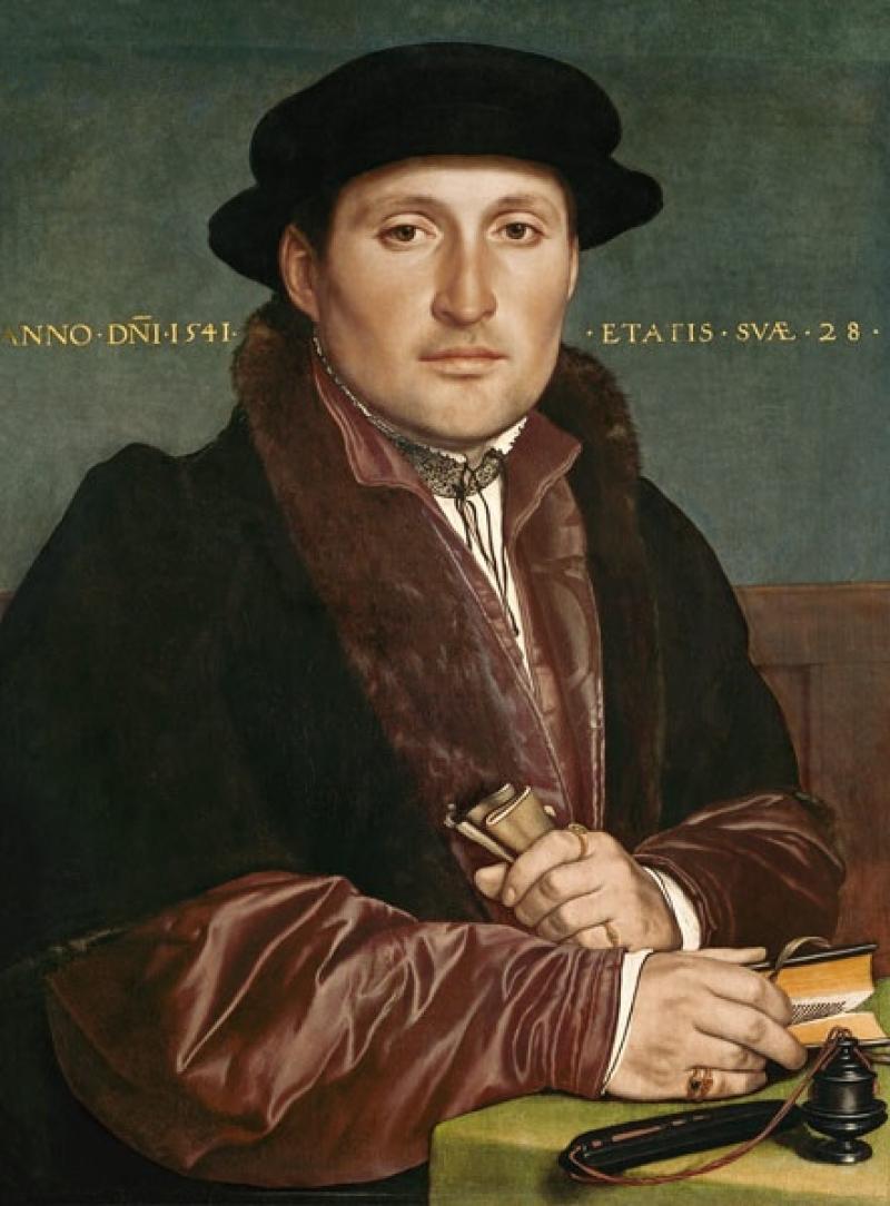 Portrait of a Young Merchant, ...