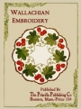 Cover of the book Wallachian Embroidery, by the Priscilla Publishing Co, Boston 1908.
