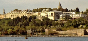 The Topkapi Palace Museum, Istanbul.
