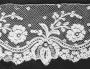 Mid-18th century piece of Valenciennes lace.