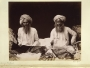 Photograph of two embroiderers in Ceylon (Sri Lanka), 1891.