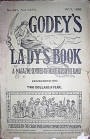 Goody's Lady's Book, July 1888.