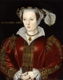 Katherine Parr, 1512-1548, by an unknown artist