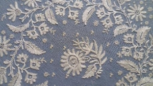 Example of Coggeshall lace.