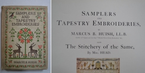Marcus Bourne Huish, Samplers and Tapestry Embroideries, London 1900.