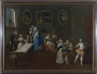 The Embroidery Workshop, by Pietro Longhi (1701/2-1785).