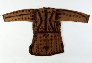 Boy's coat from Chital, Pakistan.