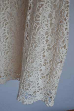 Example of Sicilian lace.