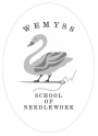 Emblem of the Wemyss School of Needlework.