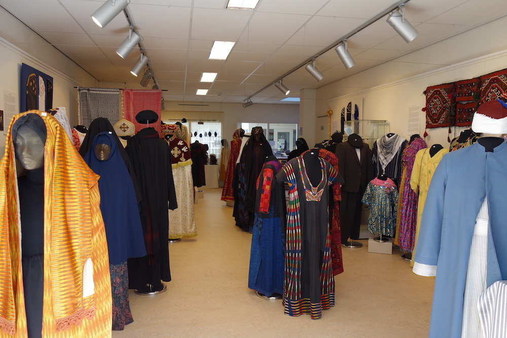 From Kaftan to Kippa exhibition, TRC, April-June 2017
