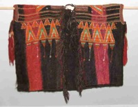 Man's jacket from Saudi Arabia, in TRC collection